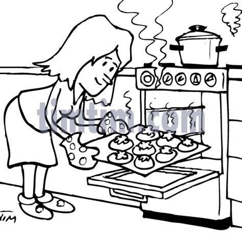 kitchen cartoon drawing  getdrawingscom