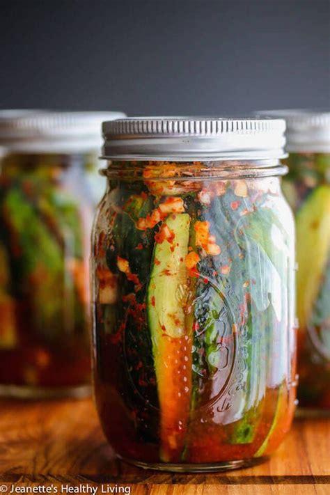pickles recipes ideal    dose  probiotics