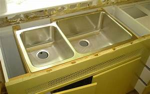 How To Install Undermount Kitchen Sinks