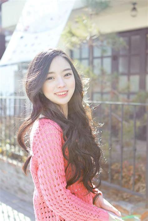 ulzzang gyaru hair asian style pinterest