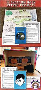 Book Report Projects For Any Book Distance Learning