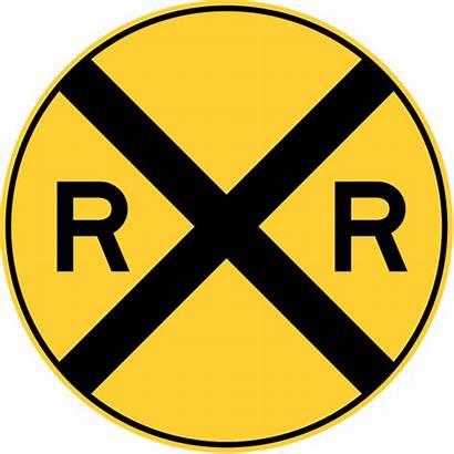 W10 Mutcd Svg Sign Clip Railroad Train