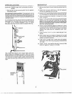 Broan Model 1050 Compactors Genuine Parts