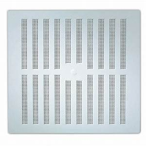 Haron 285 X 270mm White Open    Close Wall Vent