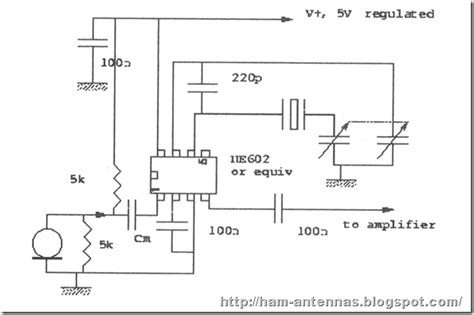 Radio Circuits Blog Simple Dsb Transmitter