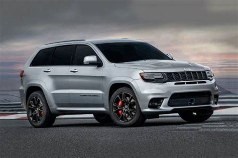 jeep grand cherokee srt prices reviews  pictures