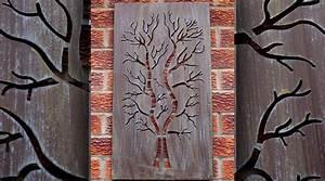 Décoration Murale Métallique : d coration murale m tallique sympa ~ Melissatoandfro.com Idées de Décoration