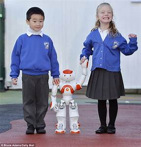 Robots making school a less scary place for autistic ...