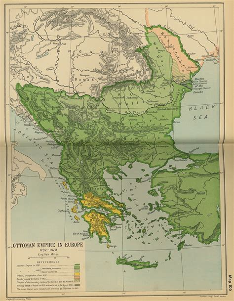 Ottoman Europe by Question In An Ottoman Empire Survives World