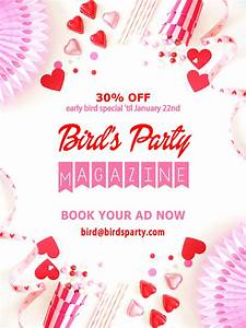 Valentine's Day Magazine Early Bird Special 😍 - Party ...