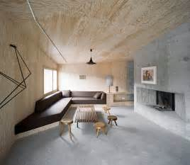 home wall design interior concrete interior design by afgh