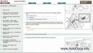 Lexus Lfa Repair Manual Repair Manual Order  U0026 Download