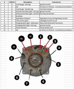 67 U0026 39  Cj5 V6 Speedometer    Gauge Install And Grounding