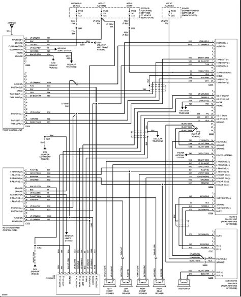 ford expedition radio wiring diagram electrical