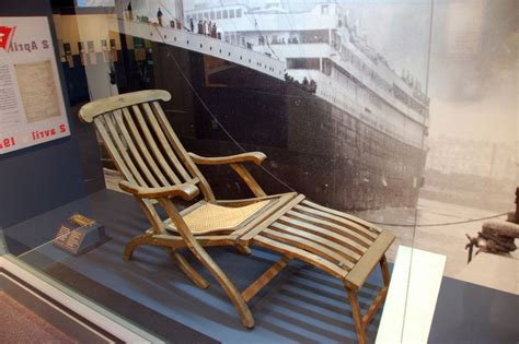 Titanic Deck Chair Plans by Barack Obama S Most Egotistical Moments
