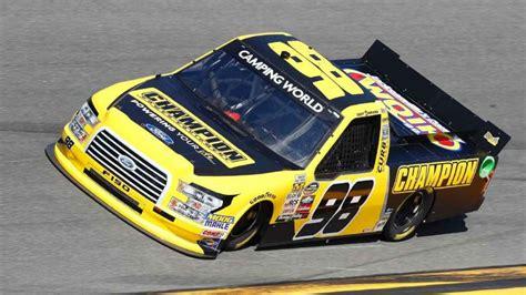 truck series  thorsport racing paint schemes