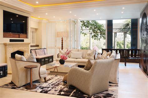 nelson mandela platinum suite saxon hotel villas