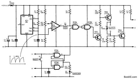 model railway controller circuit diagram wiring diagram