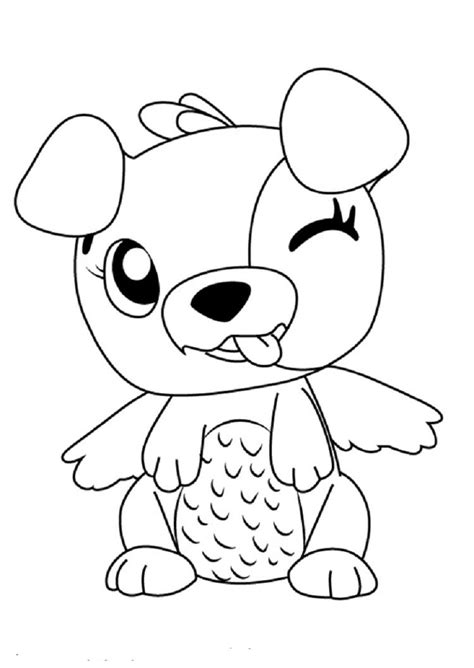 hatchimals puppit coloring pages hatchimals birthday