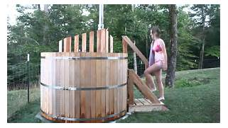 Diy Sauna In Bathroom by Vermont Sauna And Hot Tub Wood Fired Saunas And Tubs Hand Built In Vermont