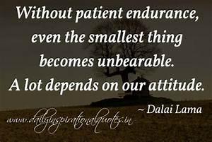 Motivational Qu... Endurance Quotes