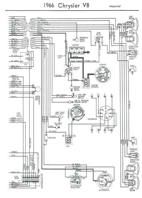diagram denso alternator wiring diagram mopar