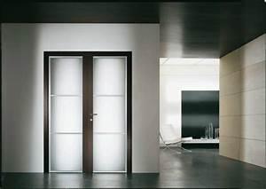 Des portes interieures pour tous les gouts for Porte de garage coulissante et porte d interieur double vantaux