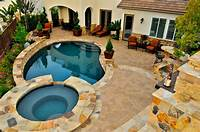 great patio pool design ideas Best Inspirations For Backyard Designs with Pool - Interior Design Inspirations