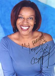 Autographed Photos of CCH Pounder | Special Edition | CCH ...