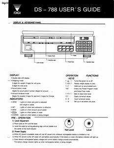 Digi Ds-788 User Guide Manual Pdf - The Checkout Tech