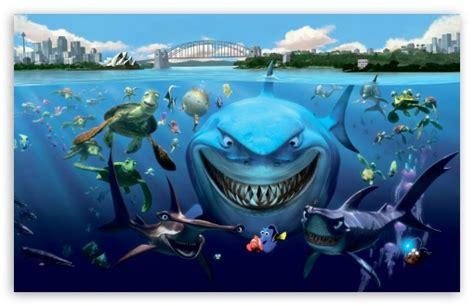 Finding Nemo Cast 4k Hd Desktop Wallpaper For 4k Ultra Hd