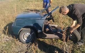 Carcasse De Voiture : ce garagiste russe va parvenir faire remarcher cette carcasse de voiture vous ne devinerez ~ Melissatoandfro.com Idées de Décoration