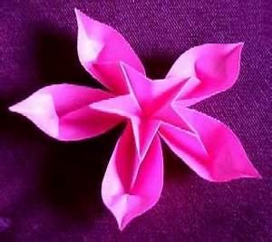 Origami Fleur Coeur D étoile : l 39 origami sora ~ Melissatoandfro.com Idées de Décoration