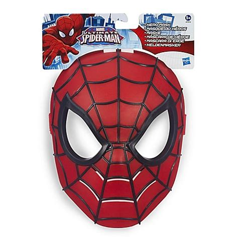 Hasbro® Marvel® Ultimate Spiderman Hero Mask  Bed Bath