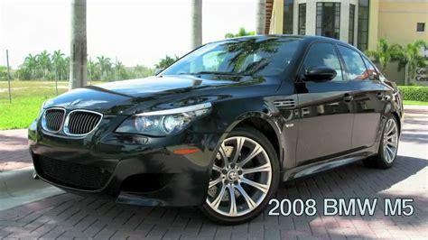 Bmw M5 2008 by 2008 Bmw M5 Black On Black
