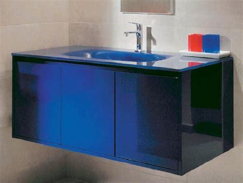 meuble de chambre de bain davaus meuble vasque salle de bain bleu avec des