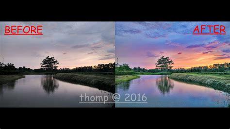 tutorial snapseed     edit photo landscape