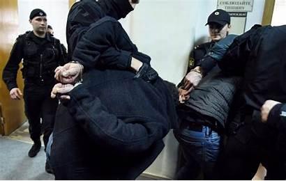Terrorist Arrested Russia Russian State Islamic Huge
