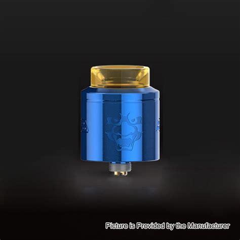 buy geekvape tengu bf rda blue mm rebuildable dripping
