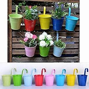 Pot A Accrocher : deco pot de fleur suspendu ~ Teatrodelosmanantiales.com Idées de Décoration