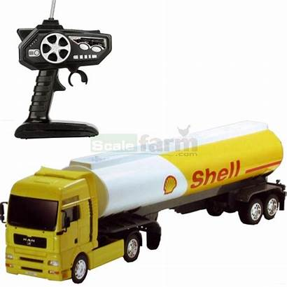 Shell Truck Tanker Oil Control Remote Welly