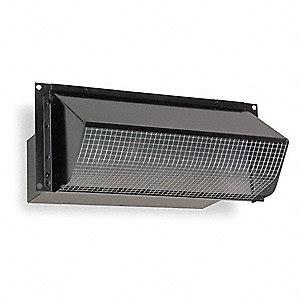 grainger roof exhaust fans broan wall cap 2c090 639 grainger