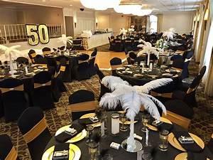 50 Great Gatsby Party Decor Ideas 45