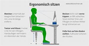 Keilkissen Bürostuhl Ergonomisch : b rostuhl ergonomisch einstellen ~ Indierocktalk.com Haus und Dekorationen