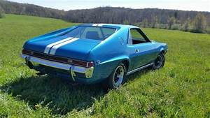 1968 Amx 390 4 Speed Twin Grip Rear For Sale  Photos