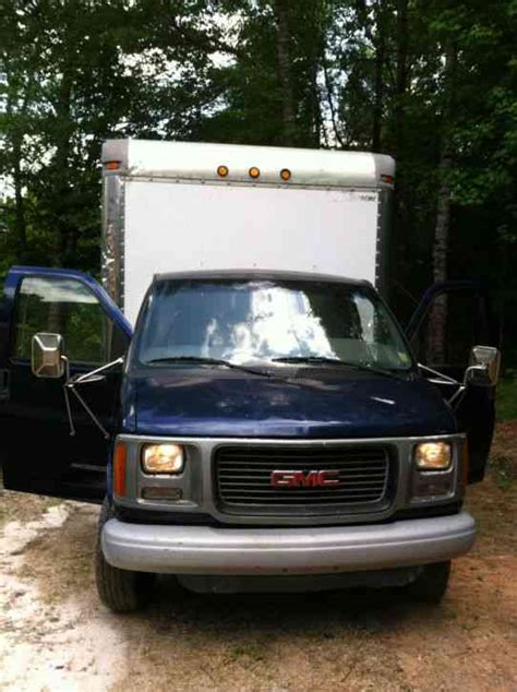 small engine maintenance and repair 2000 gmc savana 2500 regenerative braking gmc g3500 cutaway 2000 van box trucks