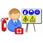 Safety Health Occupational Clipart Instructor Osh Workplace