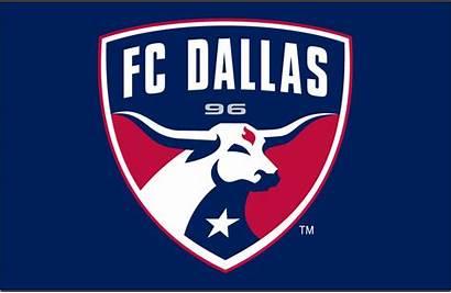 Fc Dallas Logos Primary Dark Soccer Sportslogos