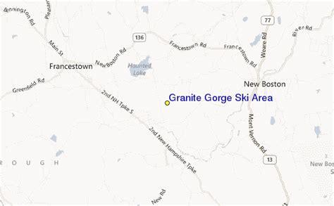 granite gorge ski area informaci 243 n ski resort