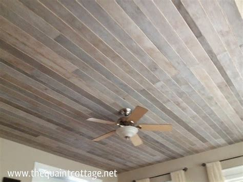 Wood Ceiling Planks by Wood Plank Ceiling Woodworking Projects Plans